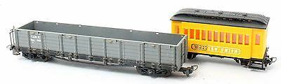 ASSORTED HOe LILIPUT NARROW GAUGE ROLLING STOCK 6A