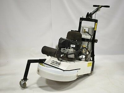 2014 Aztec Propane Sidewinder Floor Stripper Great Shape  #162484 FA10103401