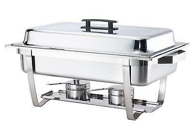 Browne Foodservice HL725A Full Size Economy Chafing Dish w/ Welded Frame