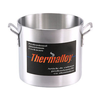 Browne Foodservice 5813120 Thermalloy 20qt Aluminum Heavy Weight Stock Pot