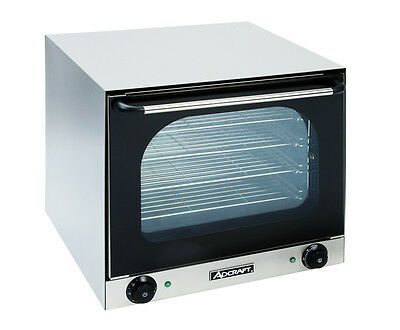 Adcraft COH-2670W Countertop Convection Oven W/ 4 - 1/2 Sheet Cap.