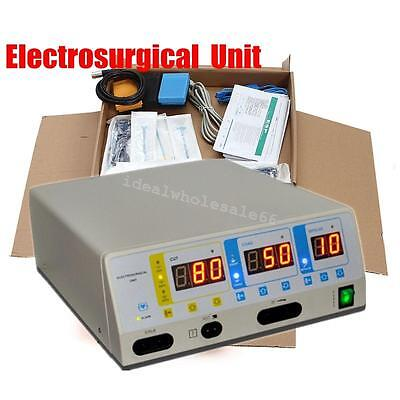 300WFrequency Electrosurgical Unit Leep Eectric Knife Electrotome Negative Plate
