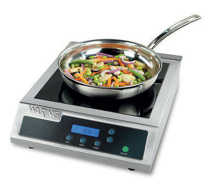 Waring WIH400 Countertop Commercial Induction Range