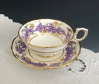 Vintage Hammersley Bone China Cup & Saucer Set Made In England