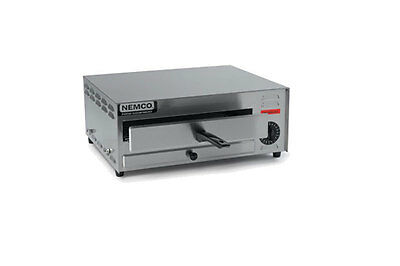"Nemco 6210 Pizza Oven Counter Top Electric Single Deck Fits 13"" Pizzas"
