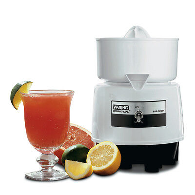 Waring BJ120C Commercial Citrus Bar Juicer 120v