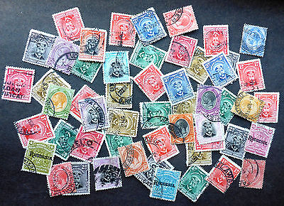 Southern Rhodesia/ S.africa Unsorted Use Admiral Collection