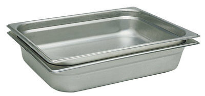 Update SPH-1001 Full Size SS Steam Table Pan 1.25in Deep Anti-Jam