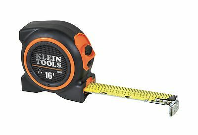 Klein Tools 93116 Tape Measure - 16' Magnetic Single Hook