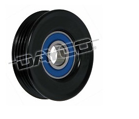 Nuline Engine Idler Tensioner Pulley EP136 fits Subaru Forester 2.0 (SF),2.0 ...