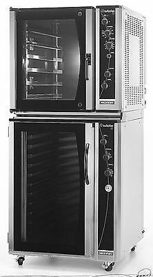 Moffat Electric Convection Oven w/ 12 Pan Proofer Holding Cabinet