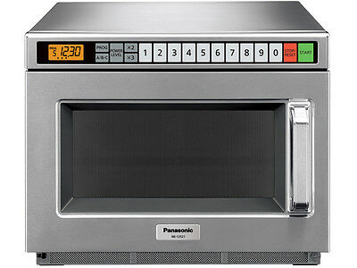 Panasonic NE-12521 Pro I Commercial Microwave Oven 1200 Watts