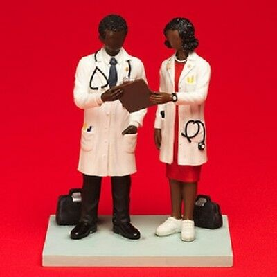 Doctors in the House figurine by Annie Lee