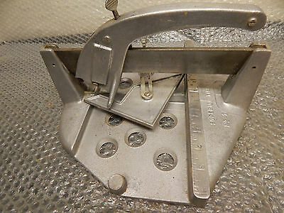 VINTAGE! Superior No 1 Tile Cutter Made in the USA