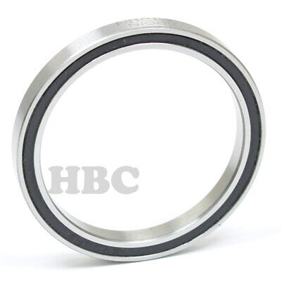 Ball Bearing Hbc 6706-2Rs With 2 Rubber Seals