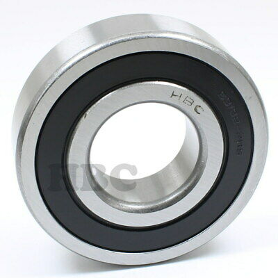 Ball Bearing Hbc 63/32-2Rs With 2 Rubber Seals 32X75X20 Mm