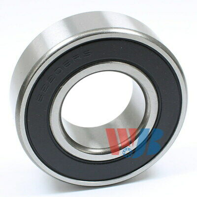 Ball Bearing Wjb 62206-2Rs Cartridge Type With 2 Rubber Seals 62 X 30 X 20 Mm