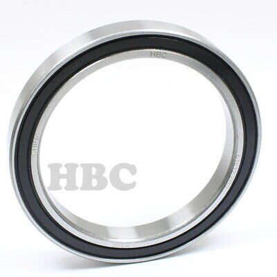 Ball Bearing HBC 6812-2RS With 2 Rubber Seals 60x78x10mm