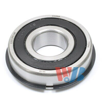 Ball Bearing Wjb 6305-2Rsnr With 2 Rubber Seals & Snap Ring