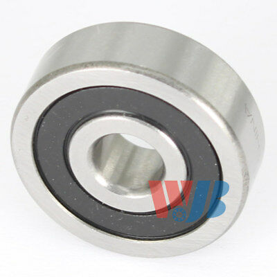Stainless Steel Radial Ball Bearing S605-2Rs With 2 Rubber Seals