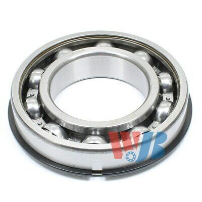 Ball Bearing WJB 6211-NR Open With Snap Ring 55x100x21mm