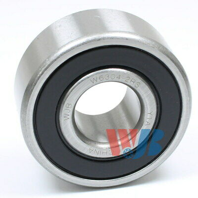 Ball Bearing Wjb W6304-2Rs Cartridge Type With 2 Rubber Seals