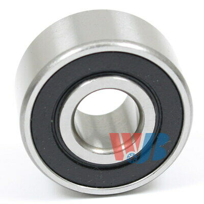 Ball Bearing WJB W6201-2RS Cartridge Type With 2 Rubber Seals 12x32x16mm
