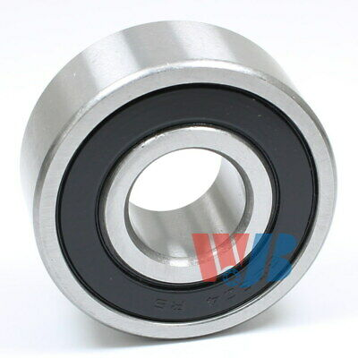 Ball Bearing WJB 62304-2RS Cartridge Type With 2 Rubber Seals 20x52x21mm