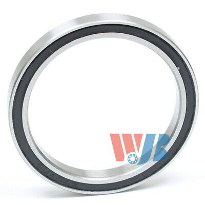 Ball Bearing Wjb 6707-2Rs With 2 Rubber Seals