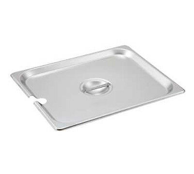 Winco SPCF S/s Full Size Slotted Steam Table Pan Cover