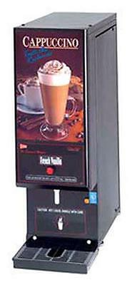 GMCW GB1CP One Flavor Compact Manual Dispense Hot Cappuccino Dispenser