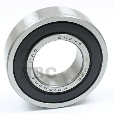 Ball Bearing Hbc 62/28-2Rs With 2 Rubber Seals 28X58X16 Mm