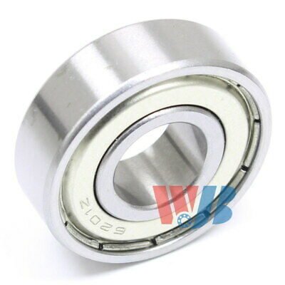 Ball Bearing Wjb 6201-Zz-13Mm With 2 Metal Shields