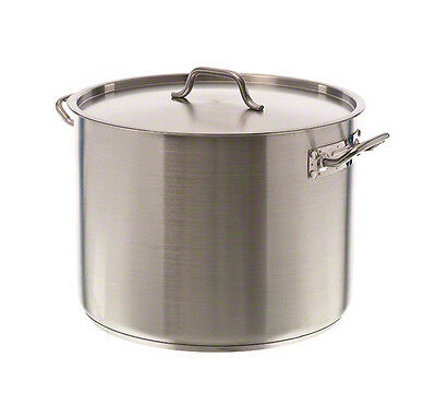 Update SPS-40 40qt S/s SuperSteel Induction Stock Pot w/ Cover