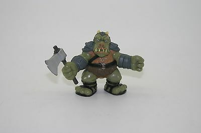 Star Wars Galactic Of Hero Mini Gamorrean Guard Jabba Palace