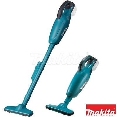 New Makita Dcl180Z-18V Cordless Mobile Vacuum Cleaner (Tool Only)