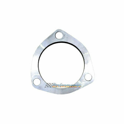 """3"""" 76Mm Stainless Steel 3 Bolt Exhaust Flange Plate"""
