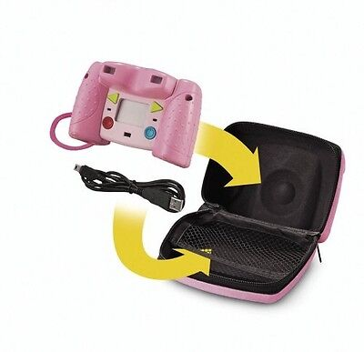 Fisher Price~Kid Tough~Digital Camera Case~Mattel~Pink~2006~NEW! VHTF! Ages 3+