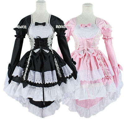 Women Angel Costume Maid Outfits Princess Dress Cosplay Performance Costumes