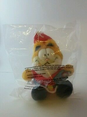Christmas Garfield McDonalds Plush toy