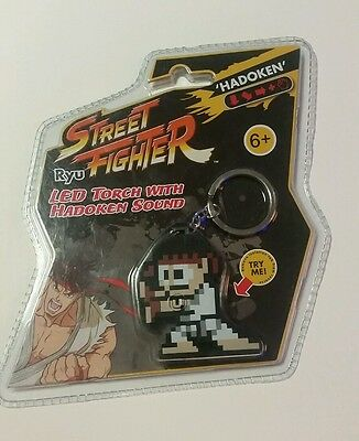 Street fighter keychain