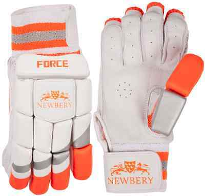 2017 Newbery Force Batting Gloves Size Boys Right Hand