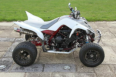 Yamaha Raptor R1 Quad Bike