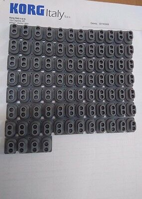 Korg SP-170 SP-280 Krome 88 All Keys Rubber Contact SET ( For 88 Keys )
