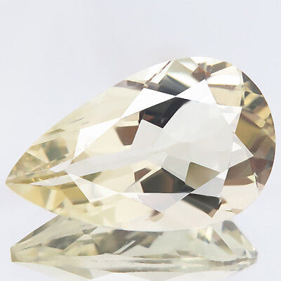 2.90ct SPARKLING UNHEATED BEST NATURAL YELLOW OF SCAPOLITE RARE GEMSTONE