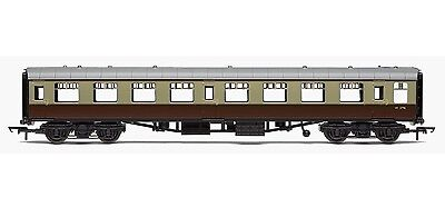 R4630 Hornby 00 Gauge Railroad BR Mk1 Tourist 2nd Open Coach W3796 - New In Box