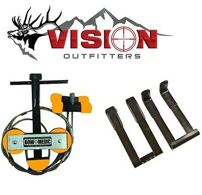 Bow Medic Bow Press and Quad Bracket Package