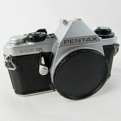 Pentax ME Super 35mm Film Camera Body Only *See Description*