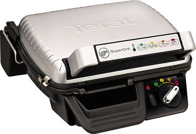 NEW Tefal - GC450 - SuperGrill from Bing Lee