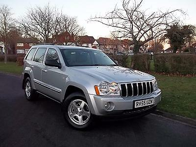 Jeep Grand Cherokee 3.0Crd V6 Auto Limited (Low Mileage)